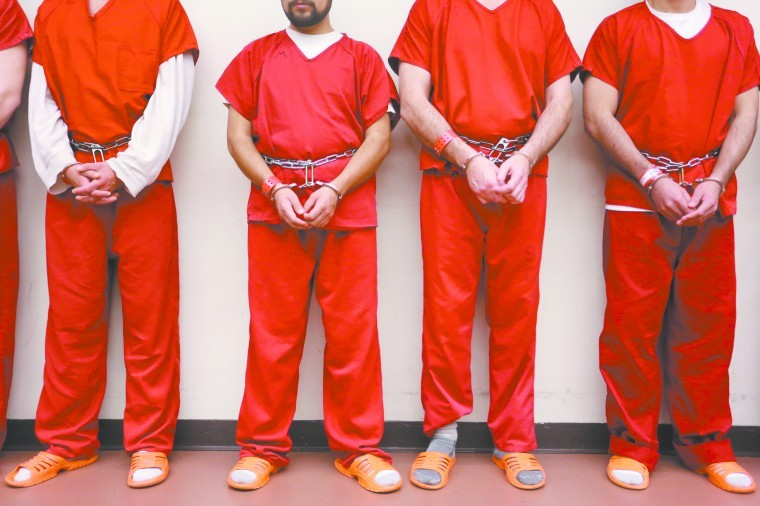 The Evolution Of Prison Uniform