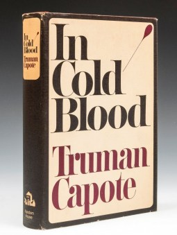In Cold Blood, Truman Capote, 1966