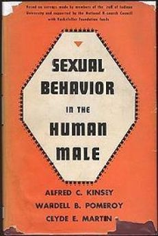 Sexual Behavior in the Human Male, Alfred C. Kinsey, 1948