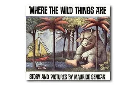 Where the Wild Things Are, Maurice Sendak, 1963