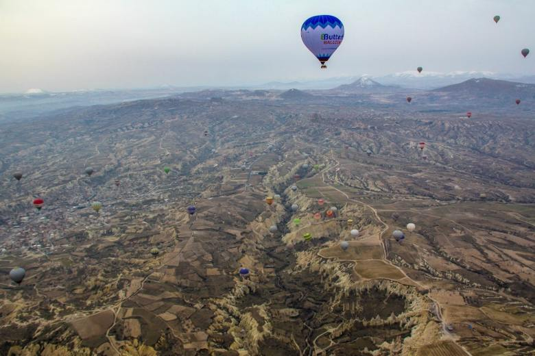 Mochilão a Dois! | Balloon in Cappadocia: A definitive guide