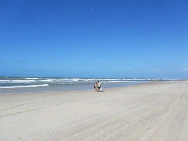 Praia de Caburé