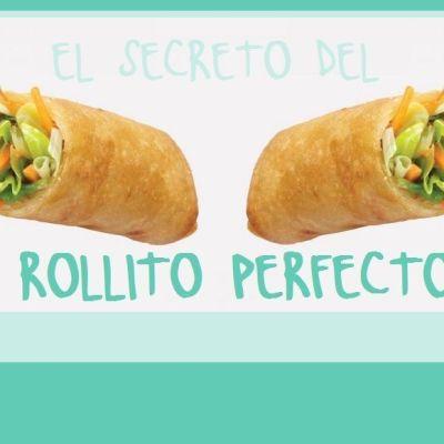 DE CHOQUES CULTURALES: LA RECETA DEL ROLLITO PERFECTO!