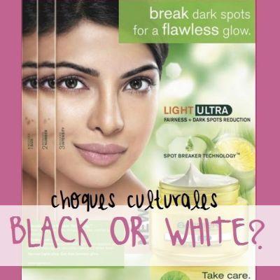 DE CHOQUES CULTURALES: ¿BLACK OR WHITE?