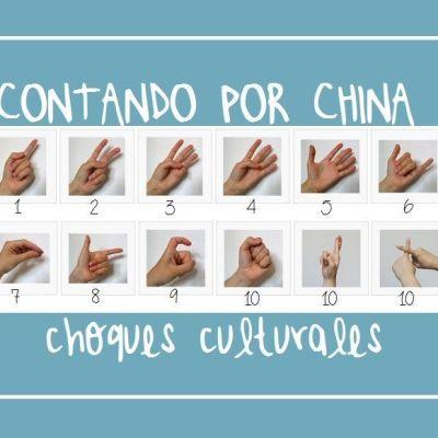 CHOQUES CULTURALES: CONTANDO EN CHINA