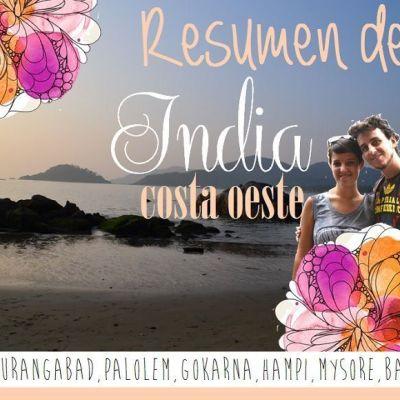 GUÍA DE INDIA (COSTA OESTE) PARA MOCHILEROS