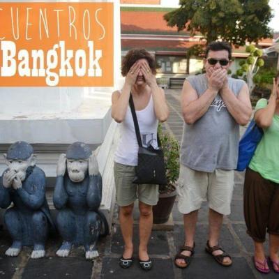 REENCUENTROS EN (CON) BANGKOK