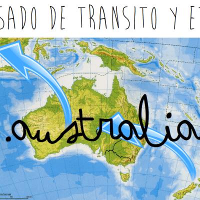 AUSTRALIA: VISA DE TRANSITO Y/O ETA