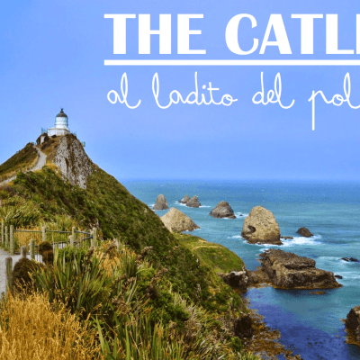 THE CATLINS: AL LADITO DEL POLO SUR