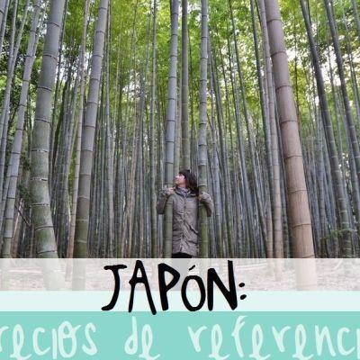 GASTANDO POR JAPÓN: PRECIOS DE REFERENCIA