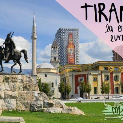 TIRANA, LA OTRA EUROPA