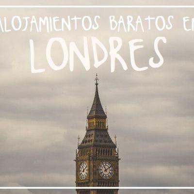 ALOJAMIENTO BARATO EN LONDRES