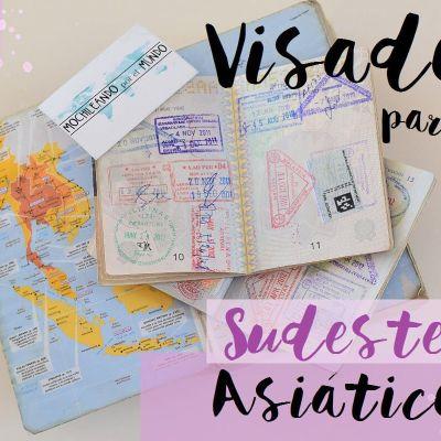 VISADOS PARA ESPAÑOLES EN EL SUDESTE ASIÁTICO