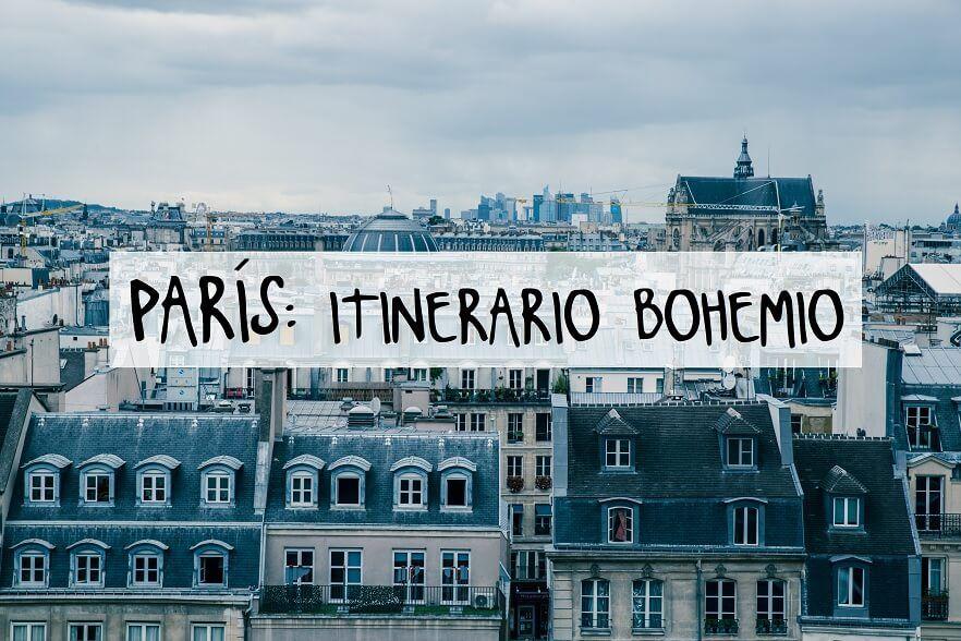 París-itinerario-bohemio