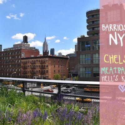 BARRIOS DE NUEVA YORK: CHELSEA, MEATPACKING Y HELL'S KITCHEN