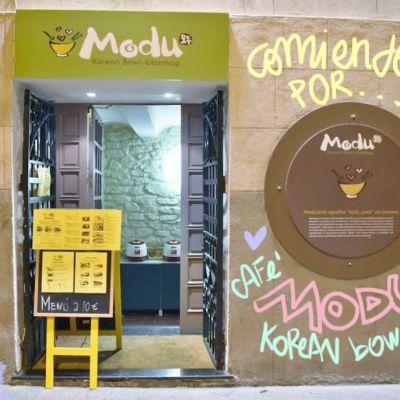 COMIENDO POR… CAFÉ MODU KOREAN BOWL (BARCELONA)