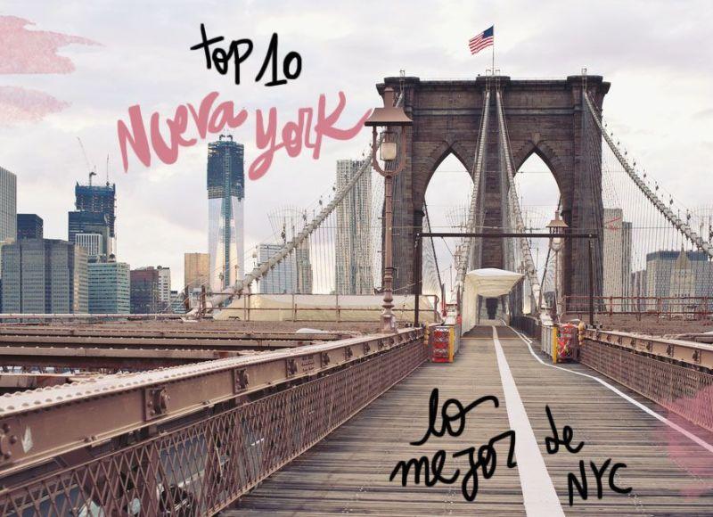 LAS MEJORES COSAS QUE HACER EN NUEVA YORK: NUESTRO TOP 10