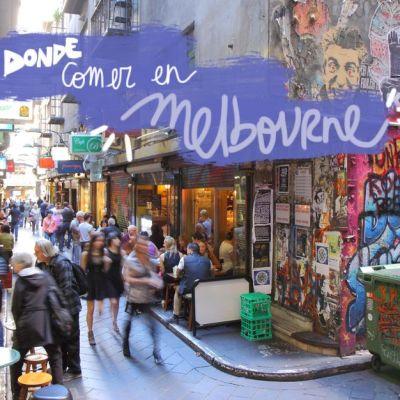 7 RESTAURANTES DONDE COMER BARATO EN MELBOURNE