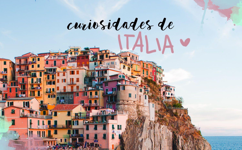 30 curiosidades de italia for Be italia
