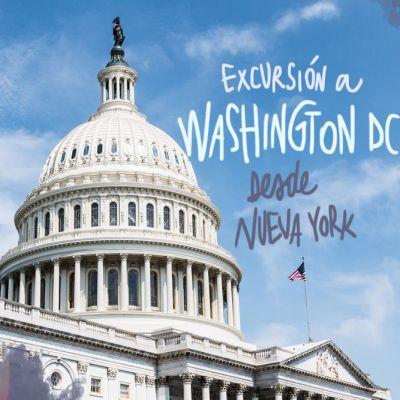EXCURSIÓN A WASHINGTON DC DESDE NUEVA YORK (UN DÍA)