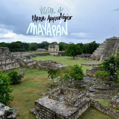 CÓMO VISITAR EL PARQUE ARQUEOLÓGICO DE MAYAPÁN EN MÉXICO