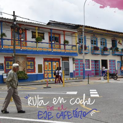RUTA EN COCHE POR EL EJE CAFETERO DE COLOMBIA