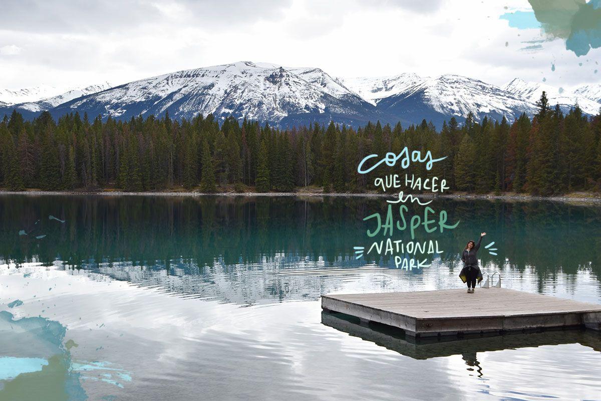que hacer en Jasper National Park