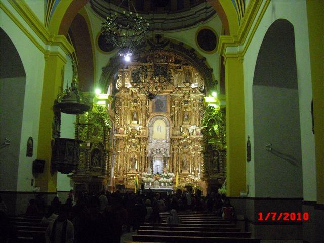 Catedral de Nuestra Señora de Copacabana