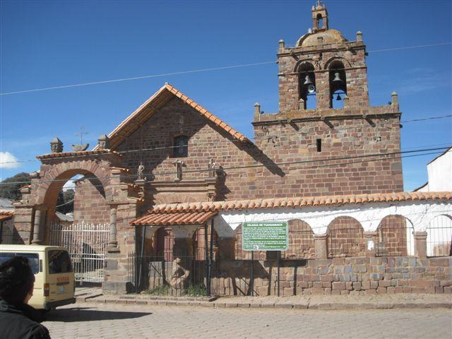 Tiahuanaco - Bolívia