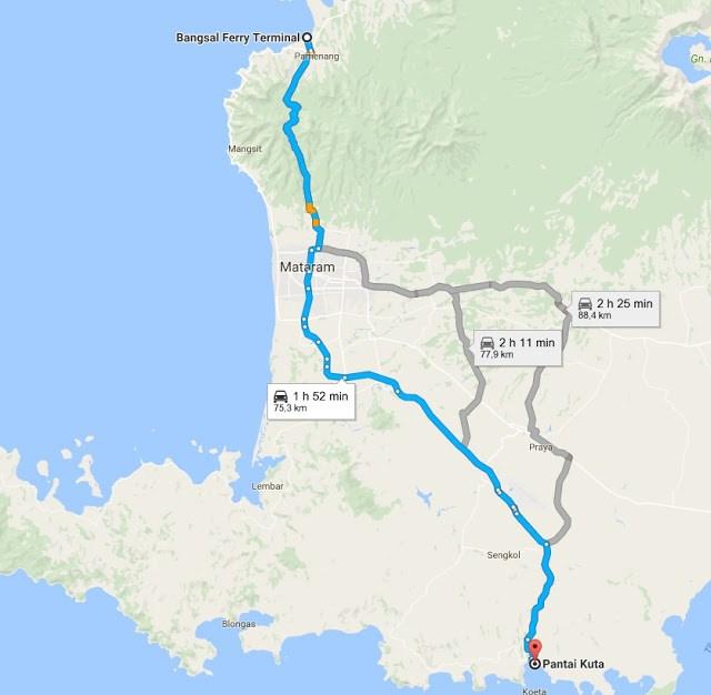 trayecto-puerto-bangsal-kuta-lombok