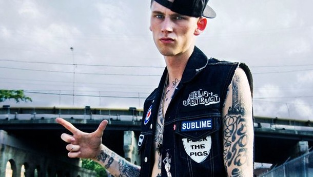 MGK To Represent Cleveland Cavaliers In 2014 NBA Draft Lottery