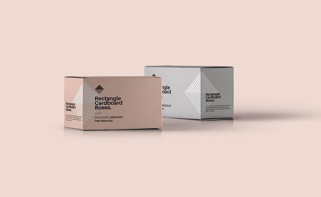 Download Rectangular Box Mockup | Mockup World