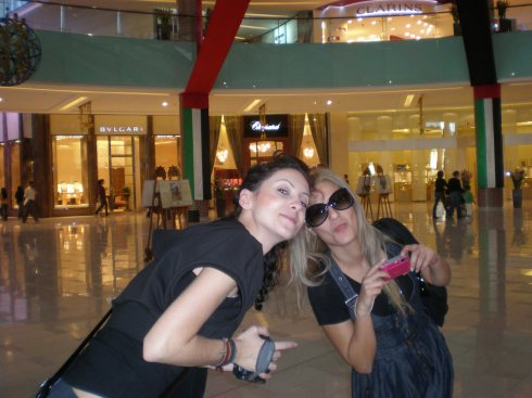 Shopping in Dubai Mall