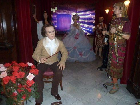 Barcelona Museu de Cera - waxworks museum