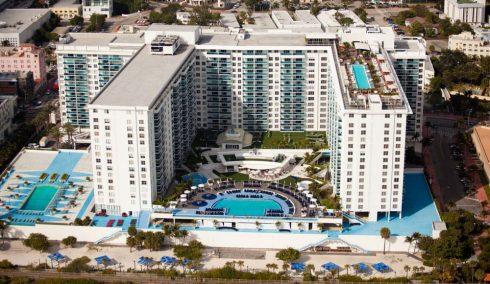 Gansevoort hotel Miami
