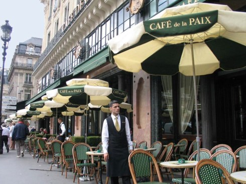 best cafe in Paris