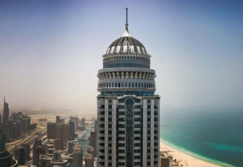 tallest buildings in Dubai