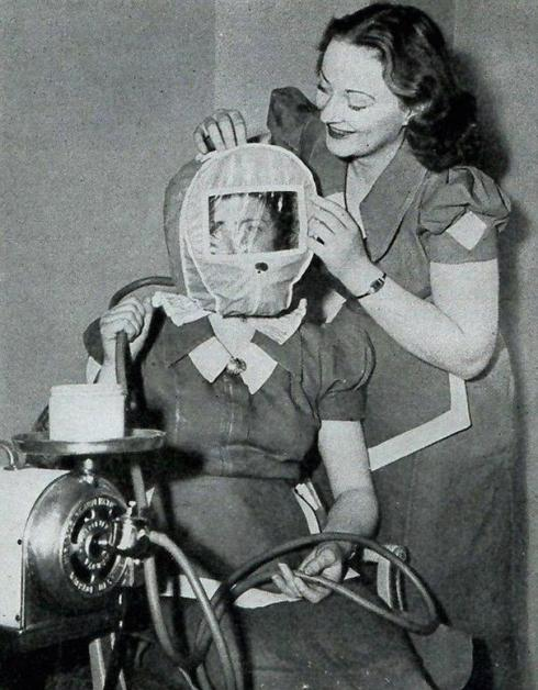 weird beauty treatmens from the past 8