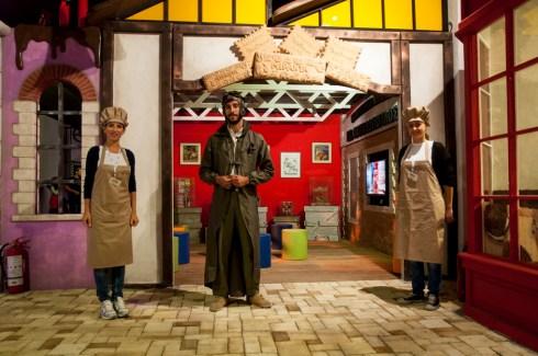 bizarre and weird museums, chocofactory 15