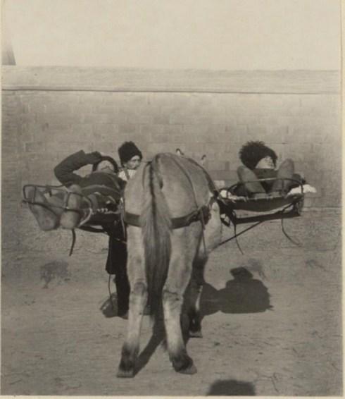 strange old timey inventions, Flying sanitary