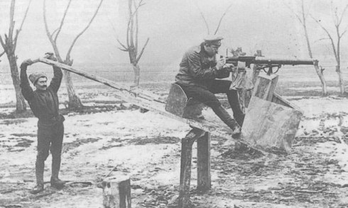 strange old timey inventions, trainer for shooting