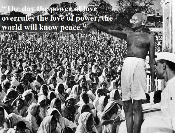 famous quotes of Gandhi 6