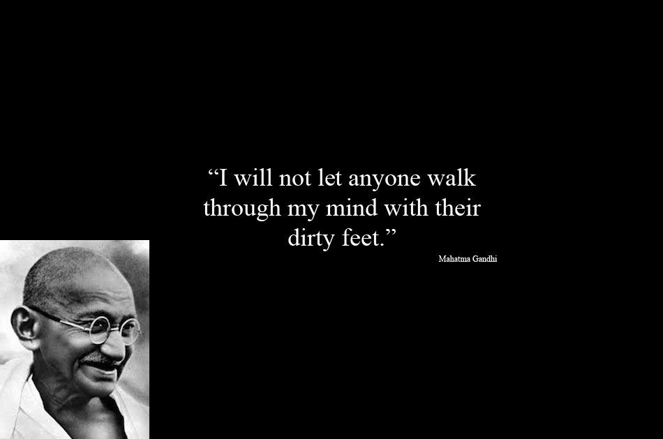 Collected Quotes From Mahatma Gandhi Moco Choco