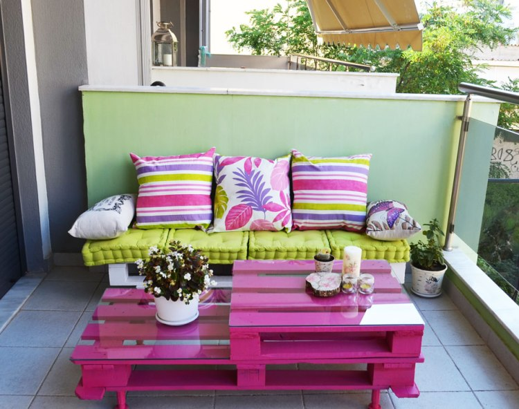 ideas and instructions for pallet bench and coffee table furniture  2