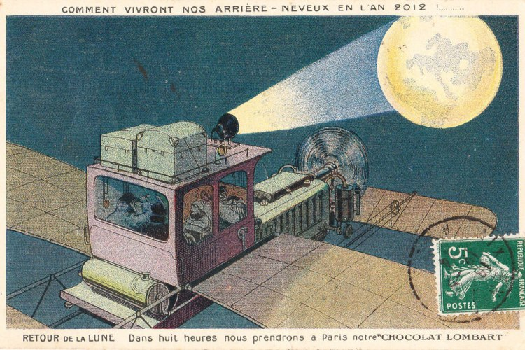 Future Forecasts In 1900, France 31