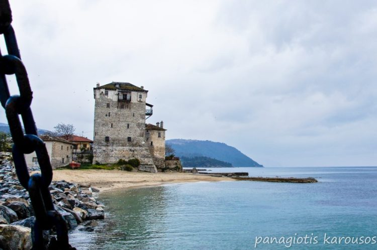 Tour inside the Holy mount Athos, Chalkidiki 2