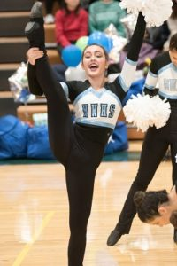 1/13/2018, Damascus High School, Damascus Pompon Invitational, Hornets, Jeffrey Vogt Photography,   MCPS, MoCoDaily, Montgomery County Maryland, Photography by Jeffrey Vogt, Photos by Jeffrey Vogt,   Poms, Varsity Poms, Vikings, Walt Whitman High School, Division 2