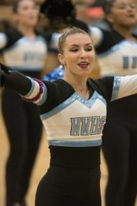 1/20/2018, Division 2, Jaguars, Jeffrey Vogt Photography, MCPS, MoCoDaily, Montgomery County Maryland, Northwest HS, Northwest HS Poms Invitational 2018, Photography by Jeffrey Vogt, Photos by Jeffrey Vogt, Poms, Varsity Poms, Walt Whitman High School, Vikings,