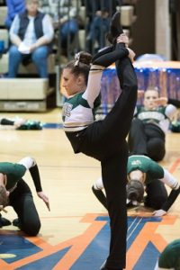 1/27/2018, Division 1, Wolverines, Jeffrey Vogt Photography, MCPS, MoCoDaily, Montgomery County   Maryland, Watkins Mill HS, Watkins Mill HS Poms Invitational 2018, Photography by Jeffrey Vogt, Photos   by Jeffrey Vogt, Poms, Varsity Poms, Damascus High School, Hornets,