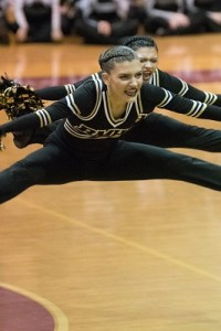 2/03/2018, Division 2, Jeffrey Vogt Photography, MCPS, MoCoDaily, Montgomery County Maryland,   Montgomery Blair HS, Blazers, Montgomery County Poms Championship 2018, Photos by Kyle Hall, Poms,   Varsity Poms, Richard Montgomery High School, Rockets,